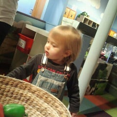 Photo taken at KidsQuest Children's Museum by Cristina A. on 2/8/2012