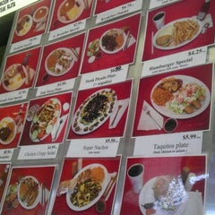 Photo taken at Mando's Family Restaurant by Michael V. on 12/8/2011