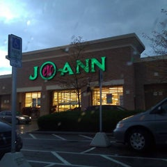 Photo taken at Jo-Ann Fabric and Craft by Mark N. on 9/30/2011