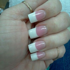 Photo taken at New Nails by Georgette B. on 11/3/2011