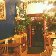 Photo taken at Cafe Ollin by Seanna P. on 2/29/2012