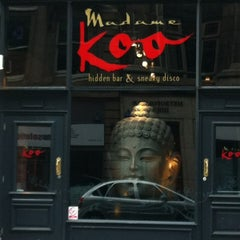 Photo taken at Madame Koo by Gina K. on 7/26/2012