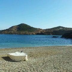 Photo taken at Sa Tuna by Francina L. on 1/22/2012