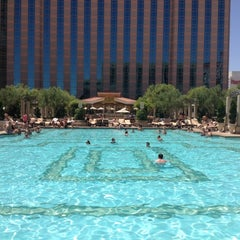 Photo taken at The Venetian Pool by Dennis M. on 6/16/2012