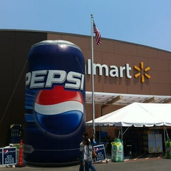 Photo taken at Walmart Supercenter by Randy C. on 6/29/2012