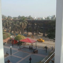 Photo taken at City Centre by Abhisshek on 1/17/2011