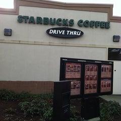 Photo taken at Starbucks by David C. on 2/13/2011