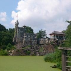 Photo taken at Belvedere Castle by Giovanni V. on 8/15/2012