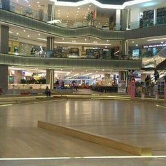 Photo taken at Galleria by Tuncay E. on 5/25/2012