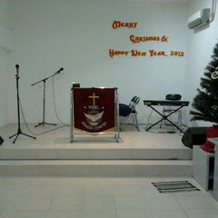 """Photo taken at PD """" Yobel Praise Centre """" by mcell a. on 1/21/2012"""