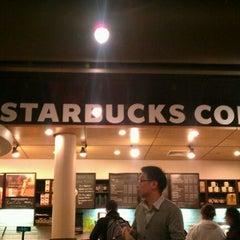 Photo taken at Starbucks by Sudhir H. on 2/14/2012