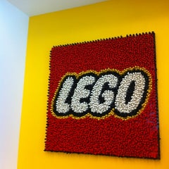 Photo taken at The LEGO Store by Emma H. on 6/7/2012
