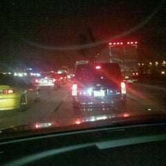 Photo taken at I-210 (Foothill Freeway) by Megan G. on 8/20/2011