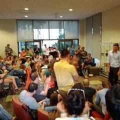 Photo taken at GSB MBA Lounge by Greg B. on 6/1/2012