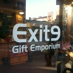 Photo taken at Exit 9 Gift Emporium by Charles R. on 3/28/2012