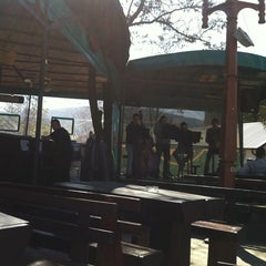 """Photo taken at Пивница """"Стар град"""" / """"Old Town"""" Brewery by Ana L. on 4/10/2011"""