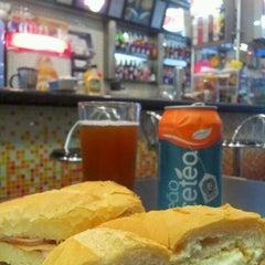 Photo taken at Stillus Burger by Richard M. on 1/31/2012