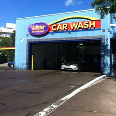 Photo taken at Mister Car Wash by Archit T. on 6/21/2012