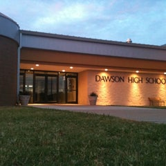Photo taken at Dawson Independent School District by Cameron S. on 8/23/2011