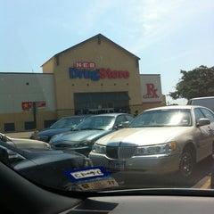 Photo taken at H-E-B by DJ H. on 6/14/2012