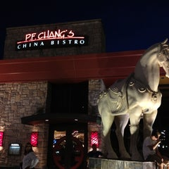 Photo taken at P.F. Chang's by Luiza M. on 6/22/2012