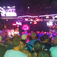 Photo taken at Round-Up Saloon and Dance Hall by Robert Dwight C. on 6/11/2012