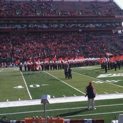Photo taken at High Point Solutions Stadium by seth s. on 11/19/2011