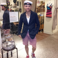 Photo taken at Reconstructed Clothing by Jason J. on 8/4/2012