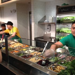 Photo taken at sweetgreen by Marcel M. on 5/4/2012