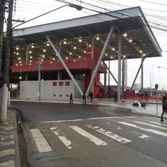 Photo taken at Estação Osasco (CPTM) by Gerson M. on 6/21/2012