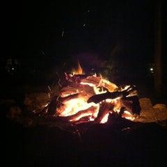 Photo taken at Camping Rancho Rodriguez by Ignacio S. on 1/19/2012