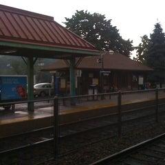 Photo taken at Metro North / NJT - Suffern Station (MBPJ) by Erick C. on 6/17/2011