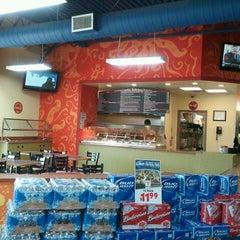 Photo taken at El Rancho Supermercado by ANGELIQUE on 8/19/2011