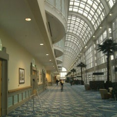 Photo taken at Long Beach Convention & Entertainment Center by Alex Marie M. on 1/11/2012