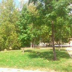 Photo taken at Parque de Ginebra by Pablo R. on 9/21/2011