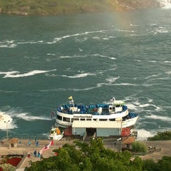 Photo taken at Maid Of The Mist - Canada entry by Jack S. on 8/16/2012