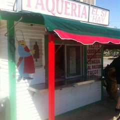 Photo taken at Taqueria El Si Hay by nick m. on 3/26/2011