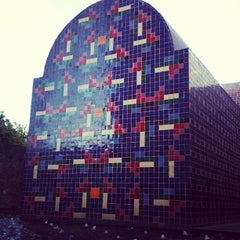 Photo taken at Centro Nacional de las Artes by Vicman Hp A. on 7/16/2012