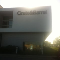 Photo taken at Crate & Barrel by Andy D. on 4/21/2012