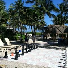 Photo taken at Lago Mar Resort Hotel by Heather R. on 3/24/2012