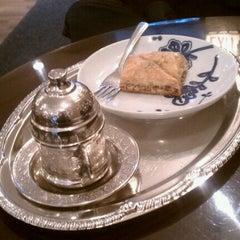 Photo taken at Senem's Coffee & Tea House by elizabeth m. on 12/30/2011