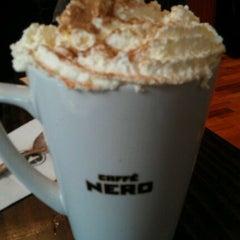 Photo taken at Caffè Nero by Glen E. on 11/29/2011