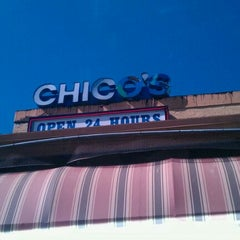 Photo taken at Chico's Family Restaurant by Milly I. on 11/10/2011