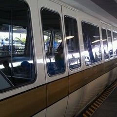 Photo taken at Monorail Gold by Jeff p. on 1/25/2012