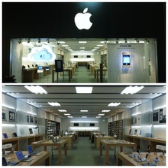 Photo taken at Apple Store, Smith Haven by Kevin R. on 2/25/2012