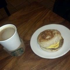 Photo taken at Starbucks by Sergey S. on 4/1/2012
