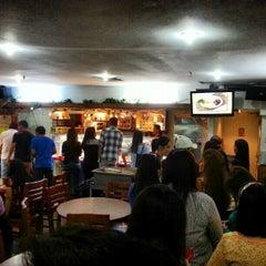 Photo taken at Kabayan Filipino Fast Food Restaurant by Jonjon U. on 8/3/2012