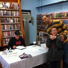 Photo taken at Hub Comics by David M. on 4/7/2012