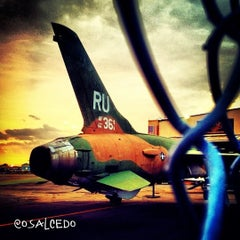 Photo taken at American Airpower Museum by Orlando on 7/8/2012
