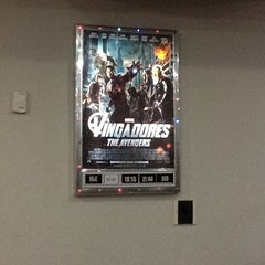 Photo taken at Cine Guedes by Marco Antonio S. on 5/5/2012